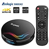 Bqeel Android 9.0 TV Box Y4 MAX【4G+64G】 Smart TV Box mit S905X2 Quad-core ARM Cortex-A53...