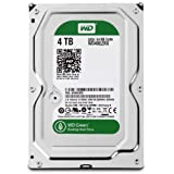 Western Digital WD40EZRX Caviar Green interne-Festplatte 4TB (8,9 cm (3,5 Zoll), 64MB Cache, SATA...