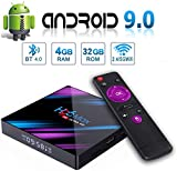 Android 9.0 TV Box H96 MAX 4GB 32GB Android Box USB 3.0 BT 4.0 2.4G 5G Dual WiFi 3D/4K H.265 KD18.1...