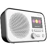 Pure Elan E3 Digitalradio (DAB/DAB+ Digital und UKW-Radio mit Weckfunktionen, Küchen- und...