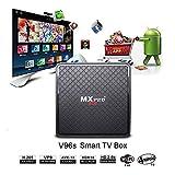 2018 Smart TV Box Vmade Android 7.1.2 Coretex-A7 1G RAM 8GB Rom-Media-Player-Unterstützung 4K HD...