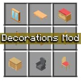 Decorations Mod