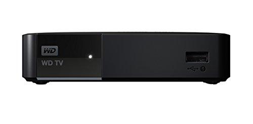 Western Digital WD TV HD Streaming Media Player (Wi-Fi, HDMI) Videos, Musik und Fotos auf jedem...