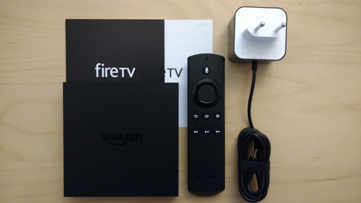 Amazon Fire TV Kurzbewertung