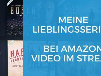 Meine Lieblingsserien bei Amazon Video im Stream
