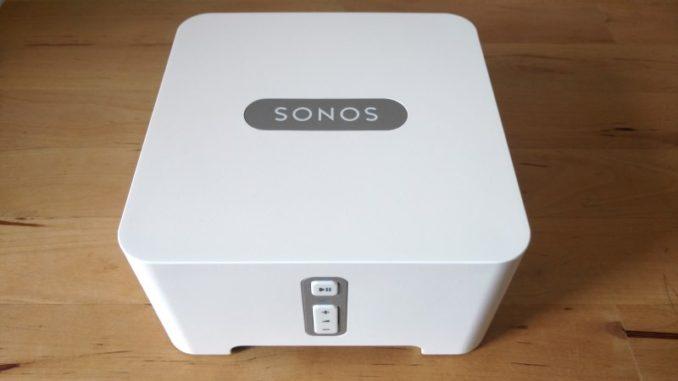 Sonos Connect im Test