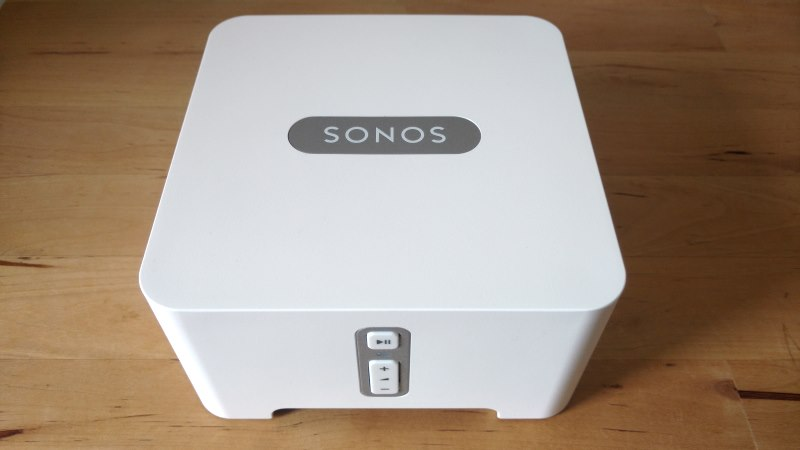 Sonos Connect im Test