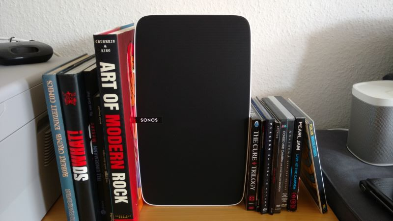 Sonos Play:5 Smart Speaker im Test