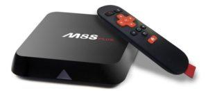 Bqeel M8S Plus Android TV Box