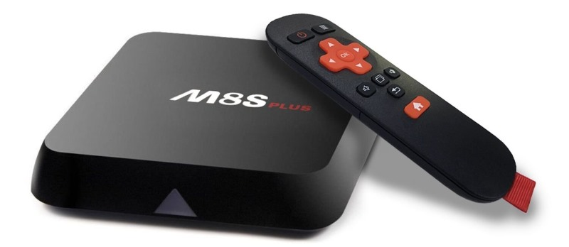 Bqeel M8S Plus Android TV Box