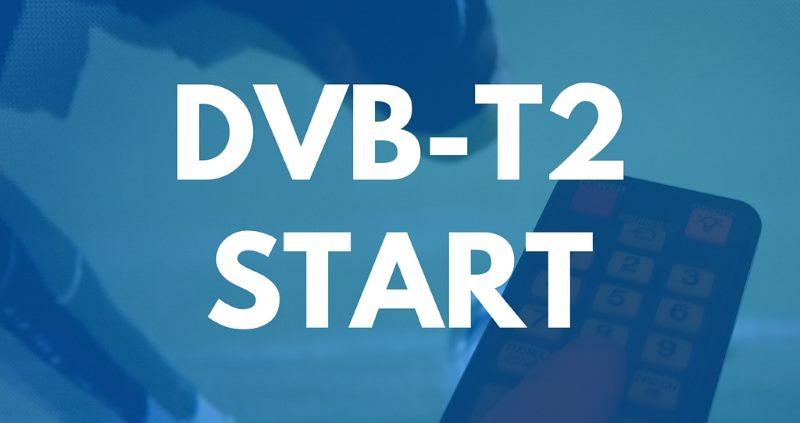 Am 31. Mai 2016 begann die erste Phase der Einführung von DVB-T2 HD