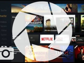 Screenshots vom Amazon Fire TV oder Fire Tv Stick erstellen