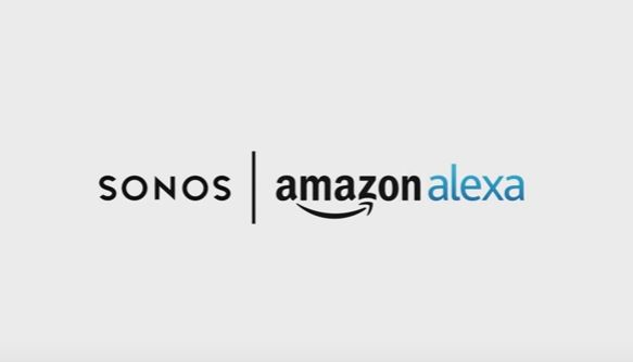 Sonos Amazon Alexa