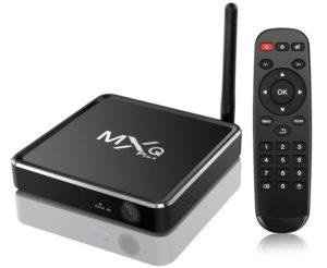 Bqeel T12 Android TV Box (MXQ Plus M12N)