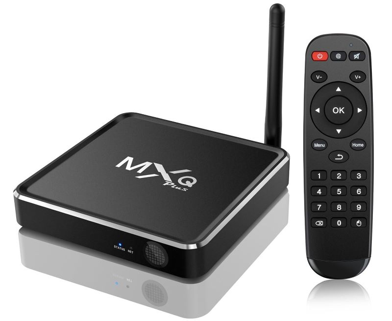 Bqeel T12 Android TV Box (MXQ Plus M12N)