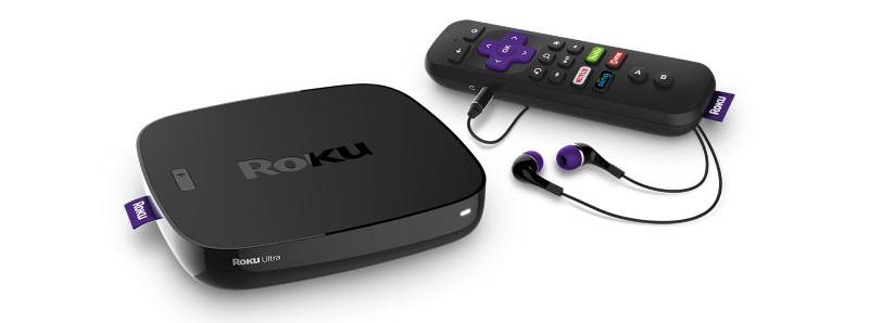 Roku Ultra Streaming Box