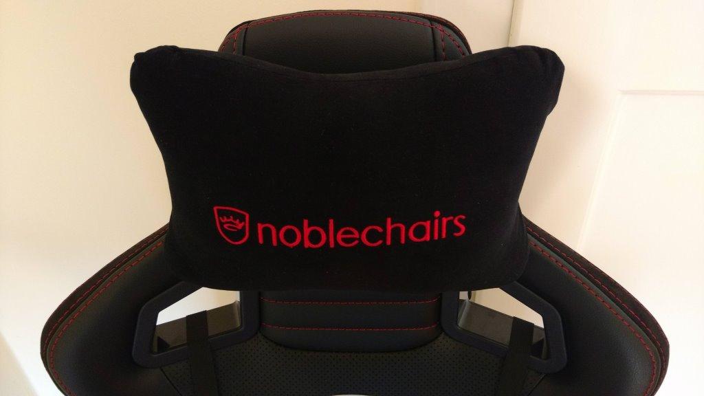 Noblechairs Epic Gaming Stuhl Kopfstütze