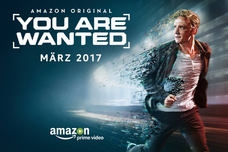 Deutsche Amazon Original Serie You Are Wanted ab 17. März bei Amazon