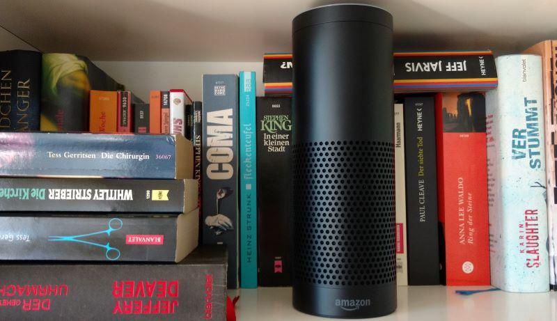 Audible Hörbücher mit Amazon Echo hören