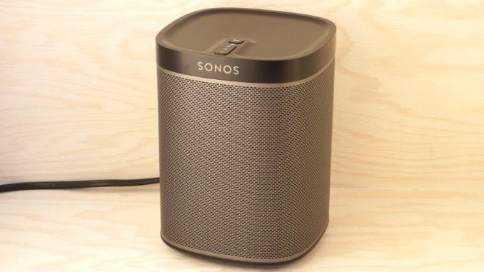 Sonos Play:1 Multiroom Lautsprecher
