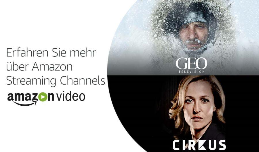 Erfahre mehr über die Amazon Streaming Channels