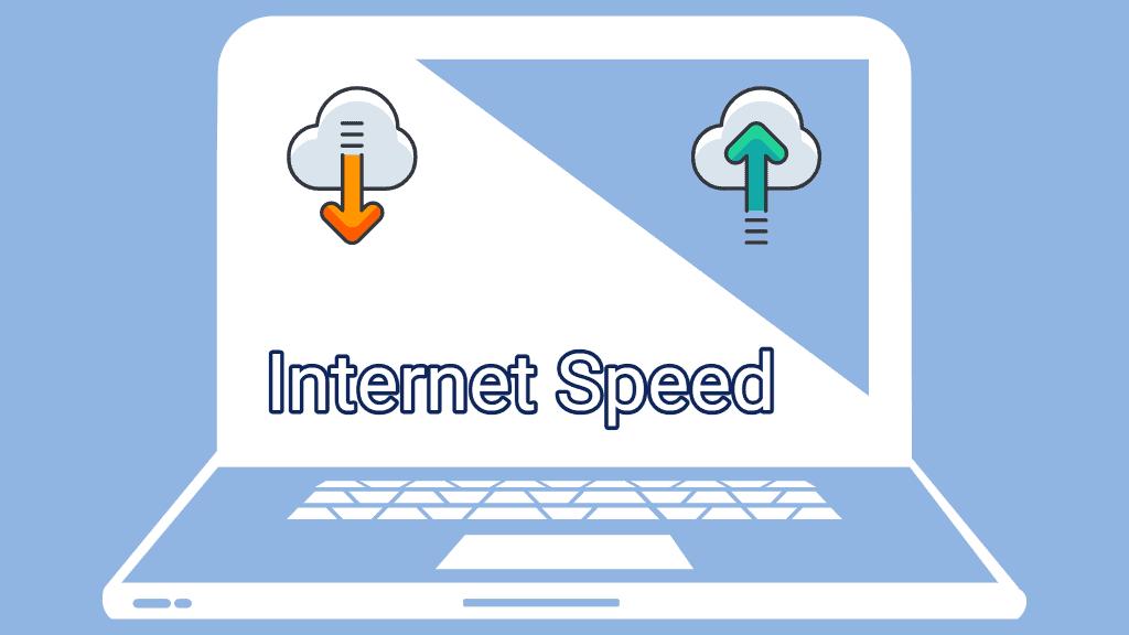 Internet Geschwindigkeit / Bandbreite